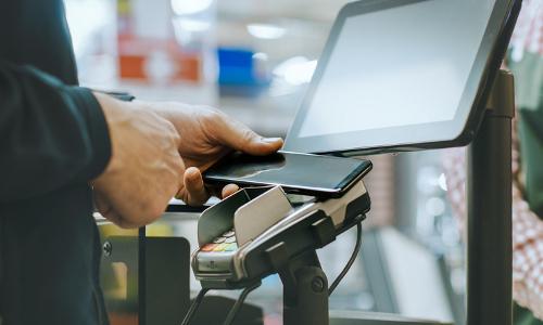 contactless payment transaction